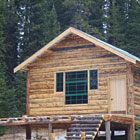Cabin & Yurts - Wilderness Lodging