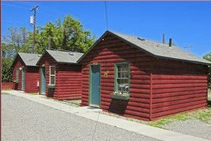 Riverside Guest Cabins - very affordable