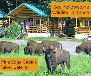Silver Gate Lodging - Yellowstone Lodging