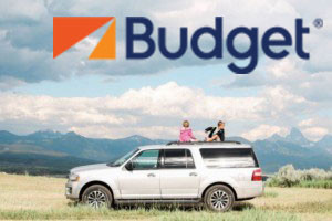 Budget Rental Car of Cody - at the Cody airport