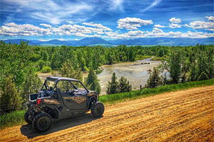 ATV & UTV Rentals for Red Lodge & Cooke City