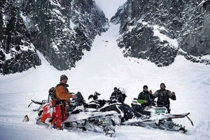 Summit ATR Snowmobile Rentals - in Bozeman