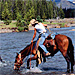Experience the Absaroka-Beartooth Wilderness - Exclusive guided pack trips & trout fishing in the A-B Wilderness northwest of Cooke City. 1 to 5-nights in duration. ABOVE THE REST in quality, Absaroka-Beartooth Outfitters.