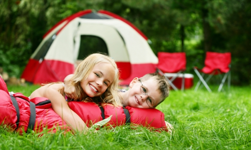 Kids Camping Tent