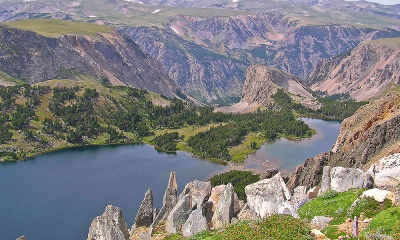 Beartooth Mountains Scenic Drive
