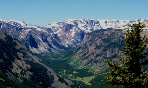 Absaroka Beartooth Mountains
