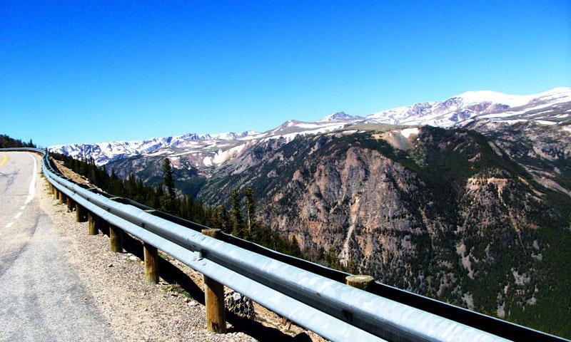 Beartooth Highway Amp Pass In Montana Alltrips