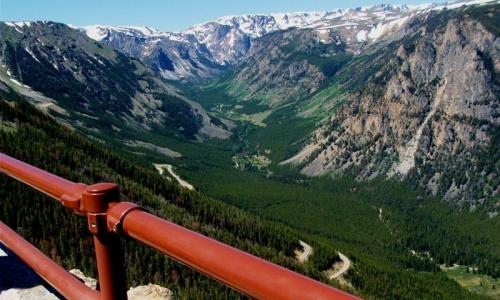 Beartooth Pass Red Lodge Montana