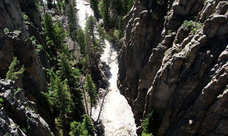 Yellowstone River Clarks Fork