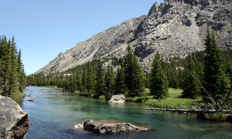 West Fork of Rock Creek in Montana