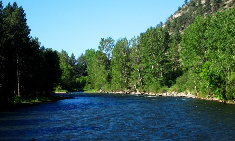 Stillwater River Montana Fly Fishing, Camping, Boating ...