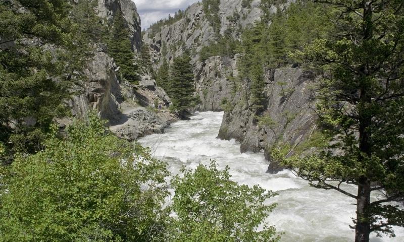Upper Stillwater Woodbine Trail