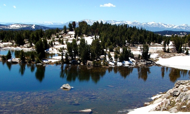 Shoshone National Forest In Wyoming Alltrips