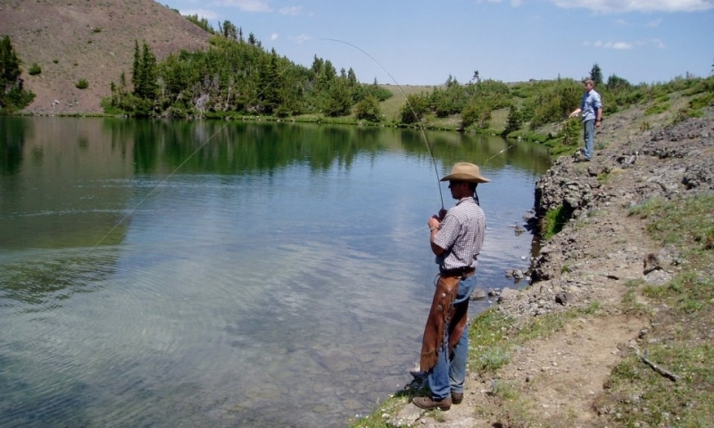 Red Lodge Montana Fishing