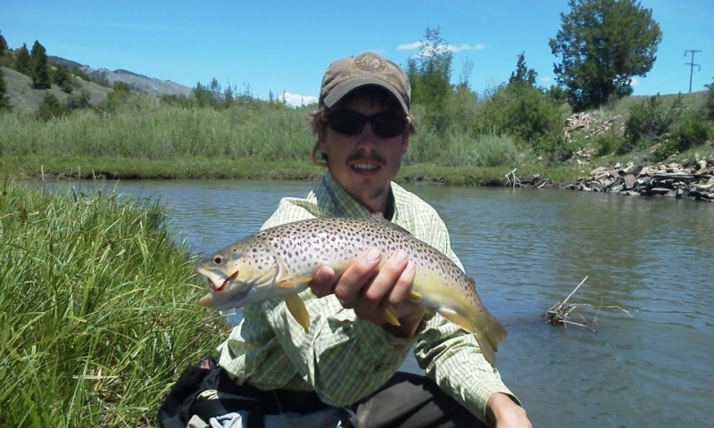 Red Lodge Montana Fishing Guides