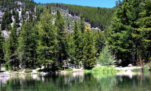 Montana Wild Bill Lake