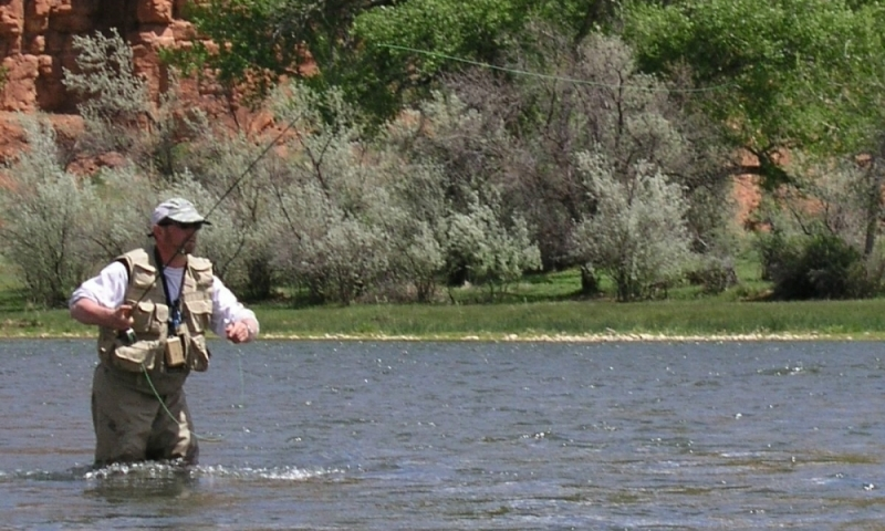 Bighorn river montana fly fishing camping boating alltrips for Montana fishing lodges