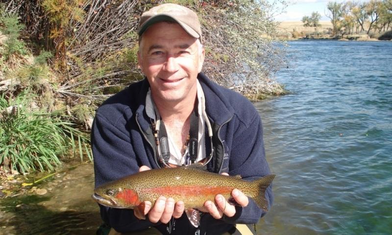 Montana Bighorn River
