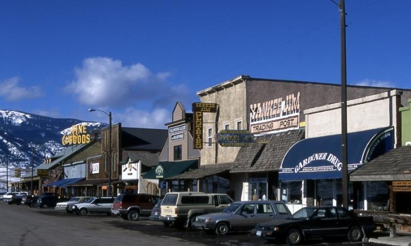 Gardiner Montana