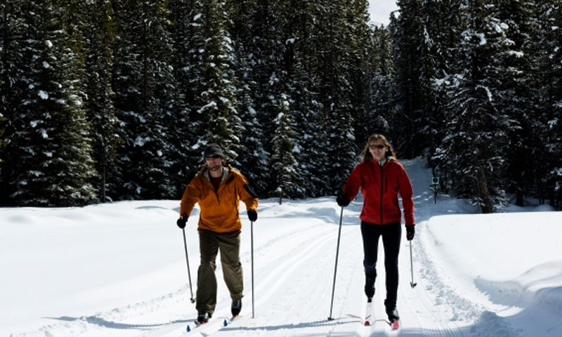 Red Lodge Cross Country Skiing