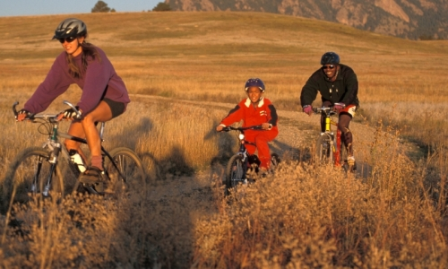 Red Lodge Montana Kids Biking