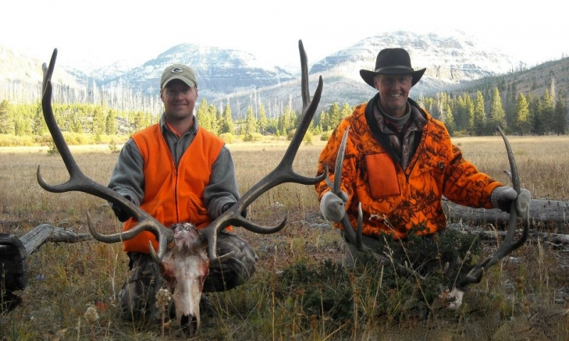 Hunting in Montana
