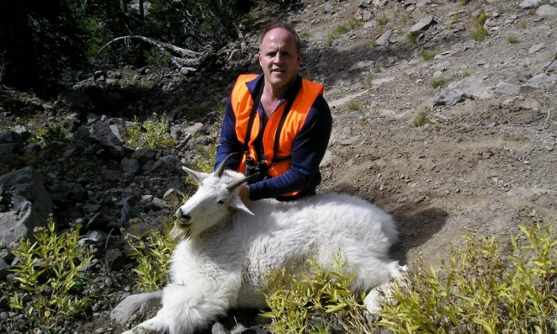 Red Lodge Mountain Goat Hunting