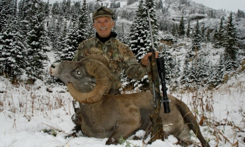 Red Lodge Bighorn Sheep Hunting