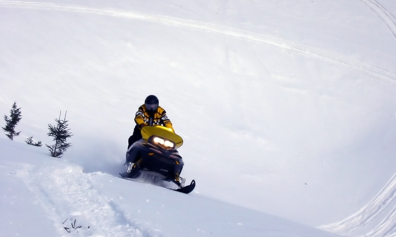 Red Lodge Snowmobiling