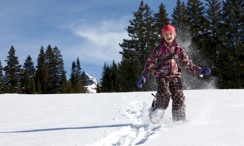 Red Lodge Snowshoeing