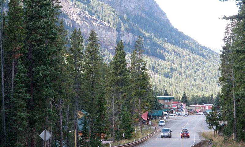 Cooke City Montana Mt Welcome Alltrips