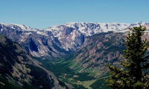 Beartooth Mountains Absaroka Beartooth Wilderness Beartooth Pass