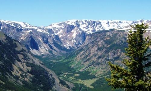 Beartooth Scenic Highway Beartooth Pass Red Lodge Montana